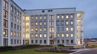 Danske arkitekter står bag nyt sygehus i Sverige
