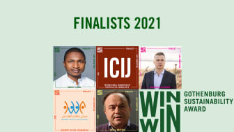 World leading sustainability award draws attention to anti-corruption heroes - here are this year's finalists