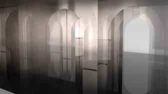 Monica Förster Design Studio skapar en artificiell omslutande värld på Tekniska