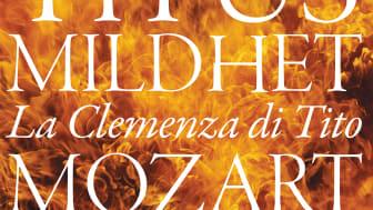 Inbjudan till pressvisning inför premiären av Titus mildhet (La Clemenza di Tito) på Drottningholms Slottsteater