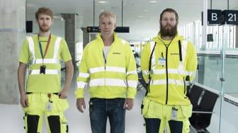Tekniker och ansvarig projektör inom dörrautomatik på SafeTeam