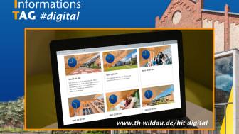 Auf der Website des digitalen HIT www.th-wildau.de/hit-digital der TH Wildau finden Interessierte in den kommenden Tagen das komplette Programm. (Bild: TH Wildau)
