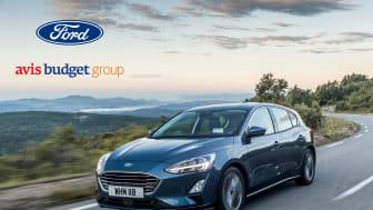 Ford Commercial Solutions inleder nu ett samarbete med Avis Budget Group.