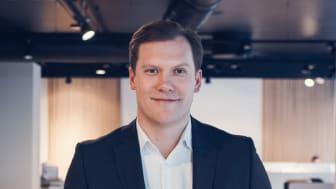 Jesper Jeppsson startar nu på Fastighetsbyrån Nyproduktion Öresund