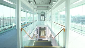Lifts at Clapham Junction are being upgraded   Picture credit: Stannah