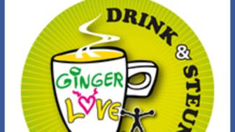 Ginger Love – varmt, ekologiskt & koffeinfritt!