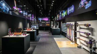 Der Dyson Demo Store im Centro Oberhausen ist nun eröffnet