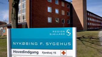 Arkitema og COWI skal stå for den kommende udvidelse af Nykøbing F. Sygehus