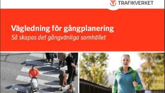 Ny vägledning för gångplanering presenteras på Transportforum
