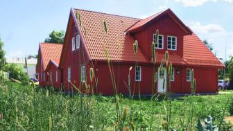 Badhusgatan är ett nytt särskilt boende för barn och ungdomar i centrala Sunne.