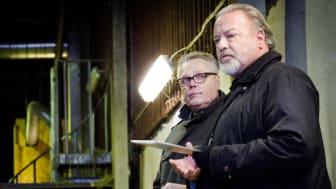 Landshövdingen Jöran Hägglund och regionrådet Robert Uitto kickade i gång det gemensamma arbetet kring strategin.