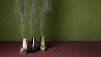 Rosenthal vases Geode.