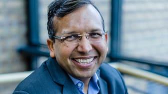 Capgeminis Skandinavienchef Anil Agarwal är nöjd med det nya partnerskapet med Artificial Solutions