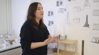 Monica Förster om att jobba med AI som formgivare