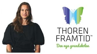 Sara Lundberg har en bred erfarenhet från rollen som skolledare. Nu är hon ny verksamhetschef för Thoren Framtid.