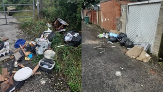More people fined for fly-tipping by new enforcement officers