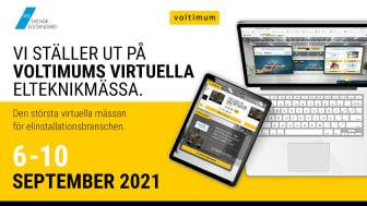 Besök oss på Voltimums Virtuella Elteknikmässa!