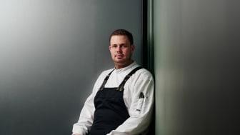 Kjøkkensjef ved Bare Restaurant Kristian Vangen