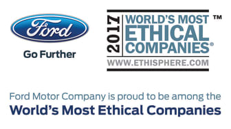 Ford – blant verdens mest etiske selskap