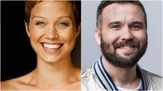 Solistar: Lise Granden Berg og Alexander Standal Pavelich
