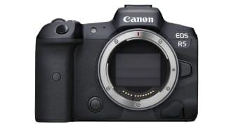 Canon EOR R5 tildeles pris af internationale fotojournalister