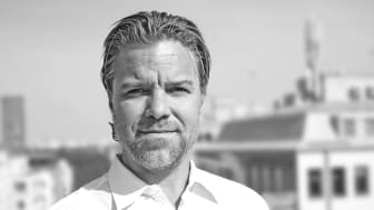 Jonas Andé tillträder som HR-chef på BoKlok