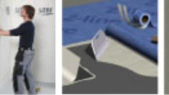 Webers Litex Våtrumsskiva gör det enkelt att bygga Våtrum enligt konstens alla nya regler!