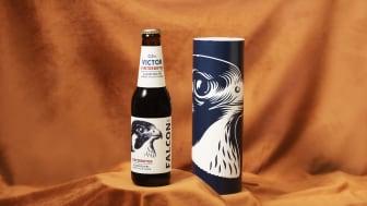 Falcon flaskpost