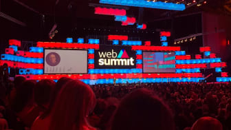 Web Summit 2018 – 3, 2, 1 und go!