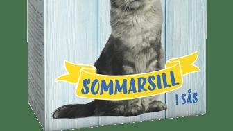 Mjau Sommarsill frilagd