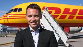 Ted Söderholm, vd DHL Express Sverige