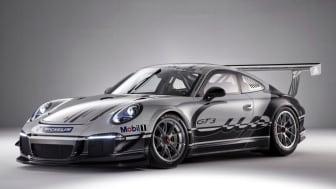 STCC skriver avtal med med Porsche Sverige om driften av Porsche Carrera Cup Scandinavia