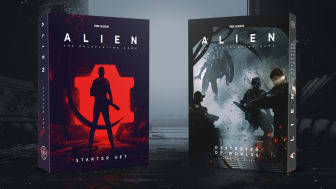 The ALIEN RPG Starter Set and the Destroyer of Worlds Cinematic Module are coming this August.