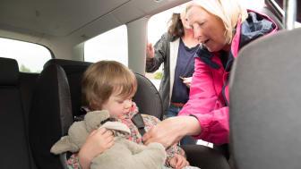 Get life-saving advice at our child car seat clinics