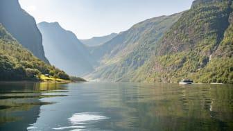 Nærøyfjorden byr på vegløse bygder og fantastisk natur