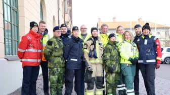 Från Totalförsvarsövning 2020 mot fortsatt utveckling av Sveriges totalförsvar