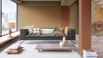 Dulux Unearths Courage as the 2021 Colour of the Year