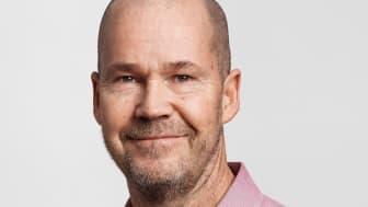 Olof Berglund, affärscoach på Sting ansvarar för programmet Test Drive Healthtech