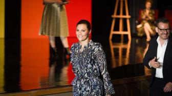 H.R.H. Crown Princess Victoria of Sweden will present the Astrid Lindgren Memorial Award diplomas