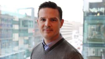 Tomas Johansson, ny arbetschef TA, division Drift i Svevia.