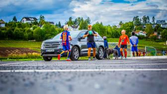 Familiebiltest: Ford Edge er best, størst og barskest!