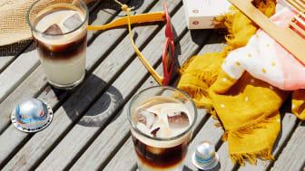 NYHET: Nespresso Unexpected Summer - Nespresso lanserar nytt iskaffe för kolsyrat vatten