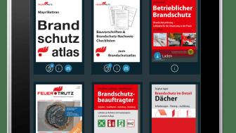 FeuerTRUTZ Medien App Tablet