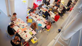 Barnboksillustratörer ställer ut på Lunds konsthall
