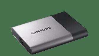 Samsung lanserar ny SSD för snabb och pålitlig extern lagring