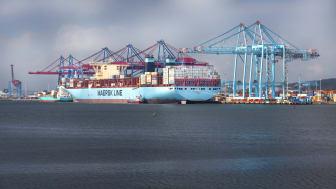 För att containrar ska kunna lastas på ett optimalt och säkert sätt, behöver varje container förses med en korrekt vikt.
