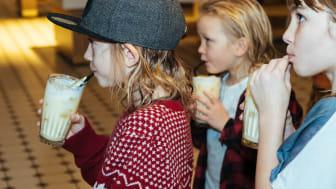 Barnen trivs på Holiday Club Åre