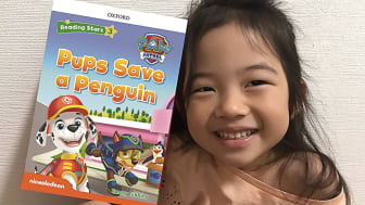 Publisher and Nickelodeon launch new set of global resources to support teachers and parents teaching children English. After a year of lockdown 'screen time', pup-branded resources are designed to help bring early years learning back off screen.