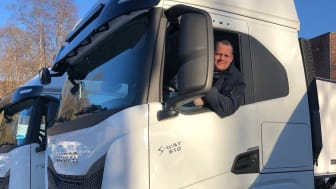 Jonas Angermo, ny Key Account Manager i IVECO Norge AS