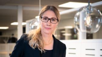 Katarina Hökfors, VD  FDT System AB
